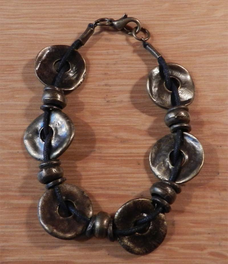 Washer Bracelet - Click Image to Close