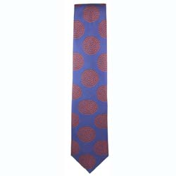 Dots Tie in Blue
